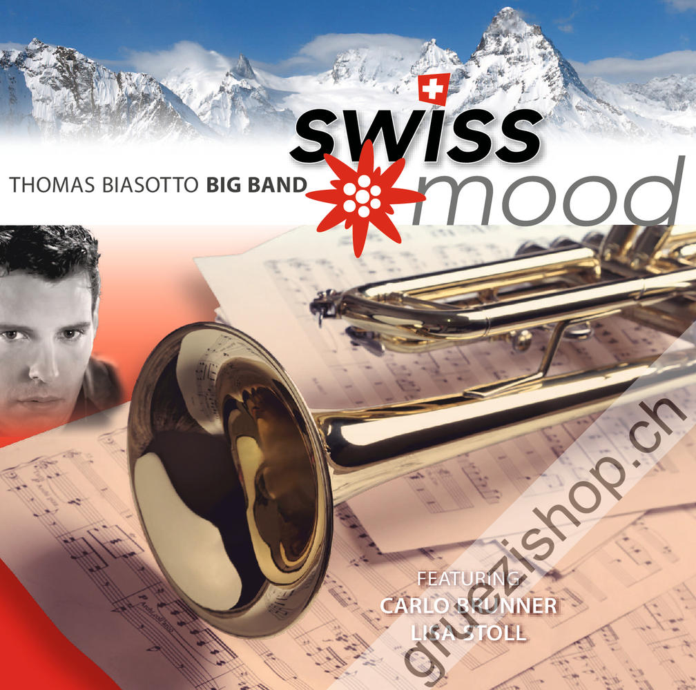 Thomas Biasotto Big Band Swiss Mood Vol 2