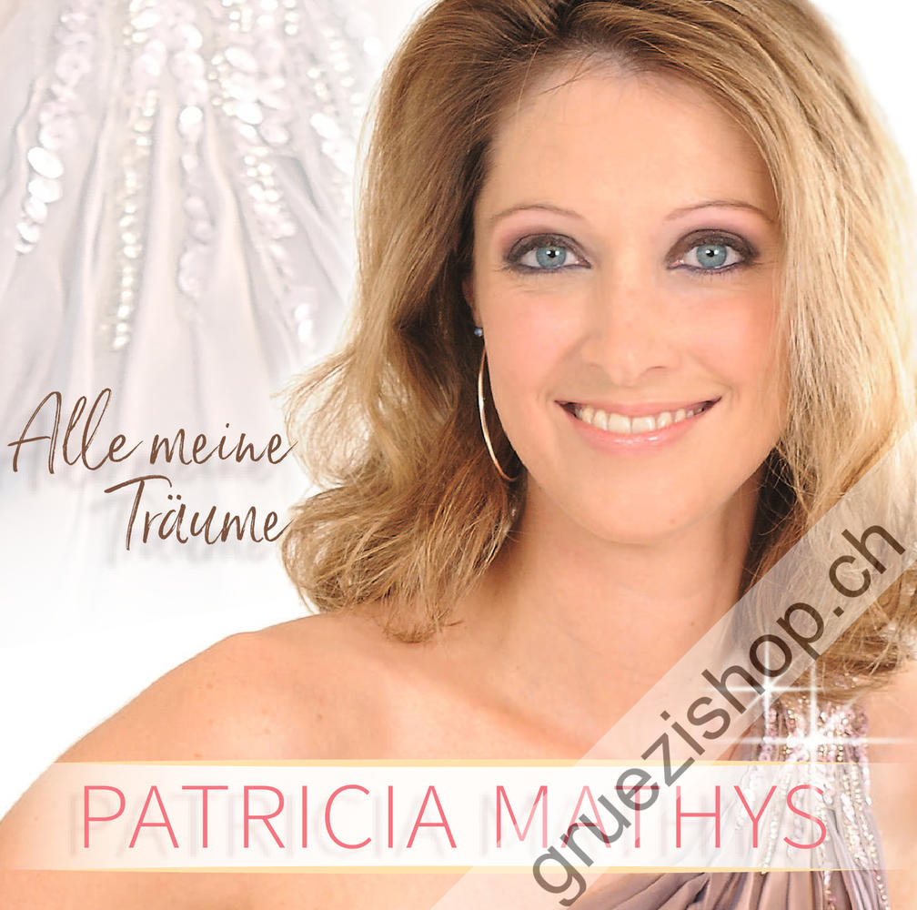 26361 Patricia Mathys Alle meine Traeume front